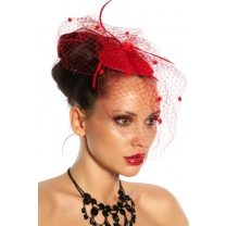 Mini hoed / fascinator