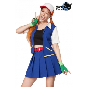 Pokemon trainer Ash