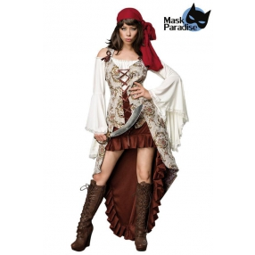 Pirate Bride Costume: Pirate Bride