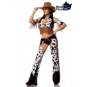 Western Costume: Rodeo Girl